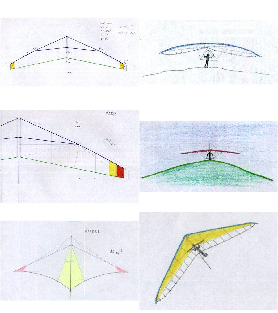Glider Wing Design